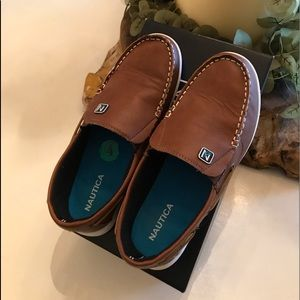 Other - Boys Nautical Loafers